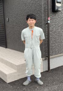 令和2年10月 近藤  潤矢さん