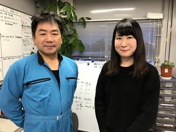 平成29年度1月 進藤 凪沙さん